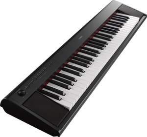 Yamaha Keyboard NP-12B Black