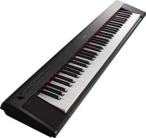 Yamaha Keyboard NP-32B Black