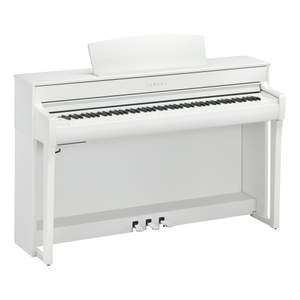 Yamaha Digital Piano CLP-745 WH White Product Image