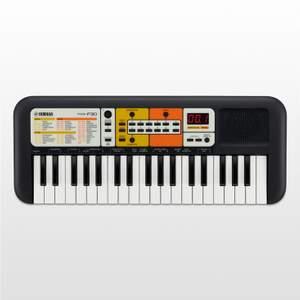 Yamaha Digital Keyboard PSS-F30 Black