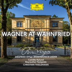 Wagner at Wahnfried Product Image