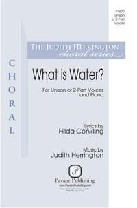 Judith Herrington: What Is Water?
