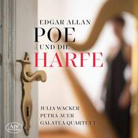 Edgar Allan Poe and the Harp