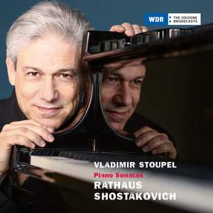 Rathaus, Shostakovich: Piano Sonatas Product Image