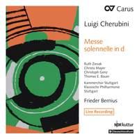 Luigi Cherubini: Messe Solenelle No 2 in D