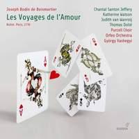 Joseph Bodin de Boismortier: Les Voyages de l'Amour