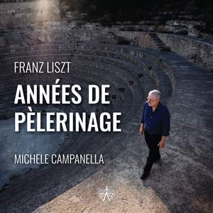 Liszt: Années de pèlerinage Product Image