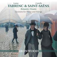 Farrenc & Saint-Saens: Quintets for Piano and Strings