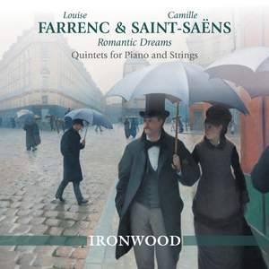 Farrenc & Saint-Saens: Quintets For Piano and Strings Product Image