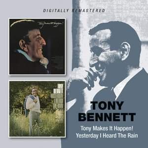 Tony Makes It Happen!/Yesterday I Saw the Rain Product Image