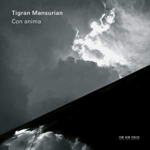 Tigran Mansurian: Con Anima - Chamber Music