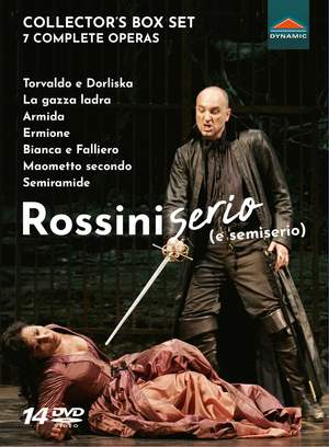 Rossini: Serio (e semiserio)