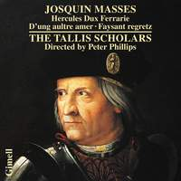 Josquin: Masses