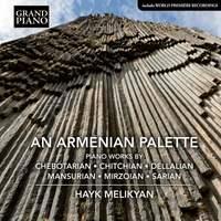 An Armenian Palette