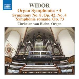 Widor: Organ Symphonies 4
