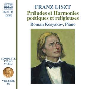 Liszt: Piano Music, Vol. 56 Product Image