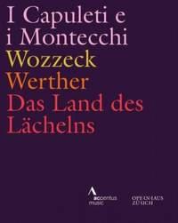 Operas from the Opernhaus Zürich