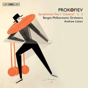 Prokofiev: Symphonies Nos. 1, 2 & 3