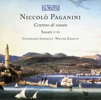 Paganini: Centone di sonate I - VI