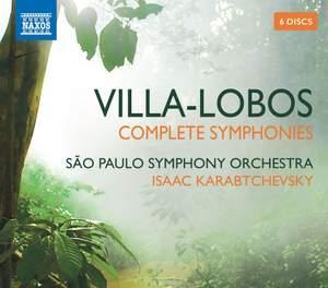 Villa-Lobos: Complete Symphonies