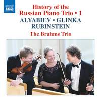 Russian Trios, Vol. 1