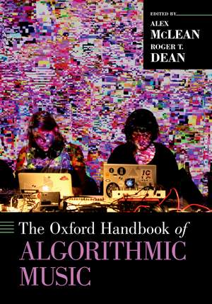 The Oxford Handbook of Algorithmic Music Product Image