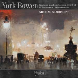 Bowen: Fragments from Hans Andersen & Studies