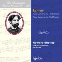 The Romantic Piano Concerto 82 - Elmas: Piano Concertos