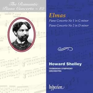 The Romantic Piano Concerto 82 - Elmas: Piano Concertos Product Image