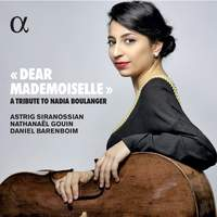 Dear Mademoiselle - A Tribute to Nadia Boulanger