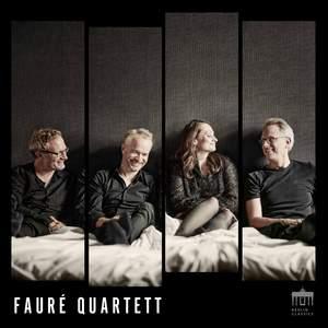 Fauré: Piano Quartets Product Image