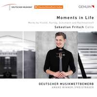 Moments in Life: Works by Vivaldi, Kurtág, Schumann and Rachmaninof