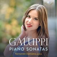 Galuppi: Piano Sonatas
