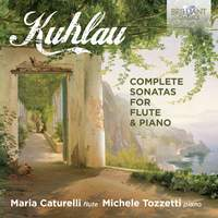 Kuhlau: Complete Sonatas for Flute & Piano