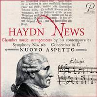 Joseph Haydn: Haydn News