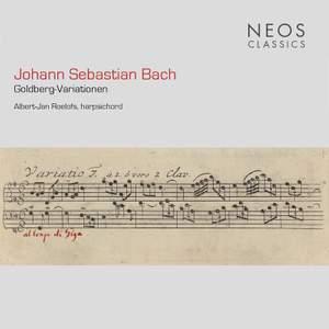 J.s. Bach: Goldberg Variations Product Image
