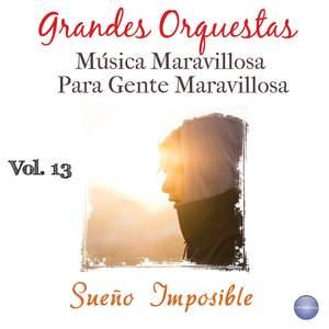 Grandes Orquestas - Música Maravillosa para Gente Maravillosa Vol. 13 - Sueño Imposible