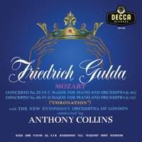 Mozart: Piano Concertos Nos 14, 25 & 26