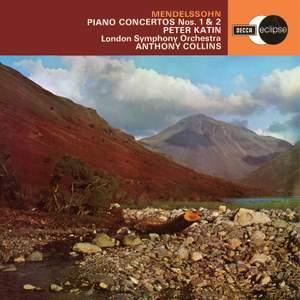 Mendelssohn: Piano Concertos Nos. 1 & 2 Product Image