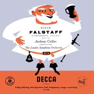 Elgar: Falstaff; Introduction and Allegro; Serenade; Vaughan Williams: Fantasia on a theme by Thomas Tallis; Fantasia on Greensleeves