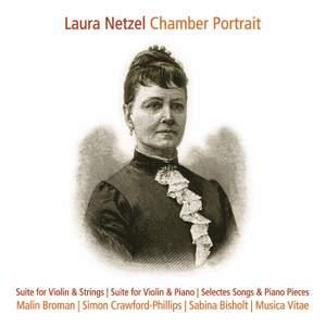 Laura Netzel: Chamber Portrait Product Image