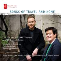 Songs of Travel and Home