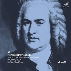 JS Bach: Violin Concertos & Mozart: Violin Concertos Nos. 1, 5 & 7