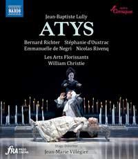 Lully: Atys (Blu-ray)