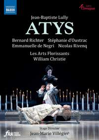 Lully: Atys (DVD)