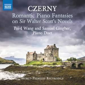 Czerny: Romantic Piano Fantasies on Sir Walter's Scott's Novels