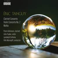 Tanguy: Clarinet Concerto