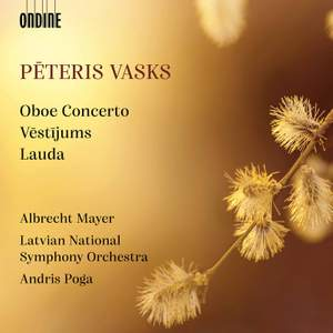 Vasks: Oboe Concerto