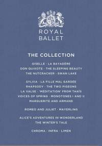 The Royal Ballet Collection (Blu-ray)