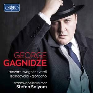 George Gagnidze: Opera Arias